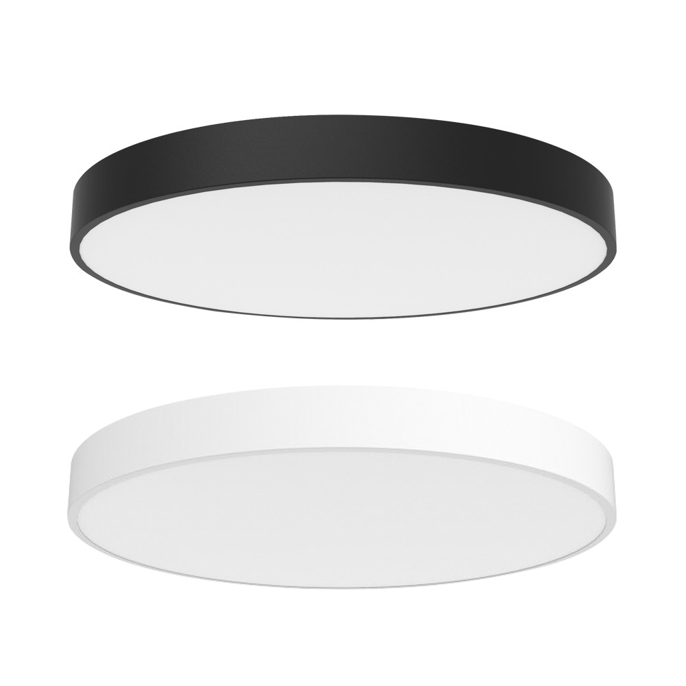 CCT Selectable Smart Dimmable LED Disk Light Flush Mount Ceiling Fixture