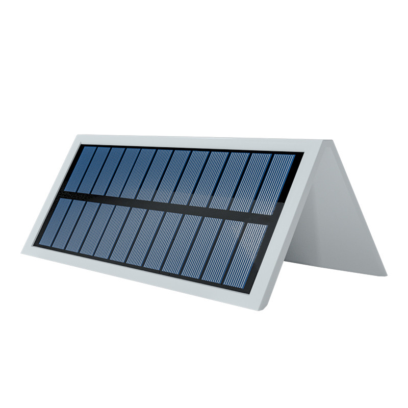 Garden Mountable 2W Motion Sensor Cob Solar Powered LED Wall Light